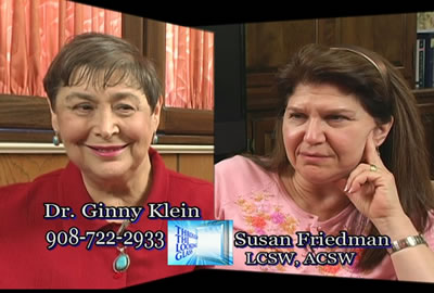 Dr Ginny Klein and Guest