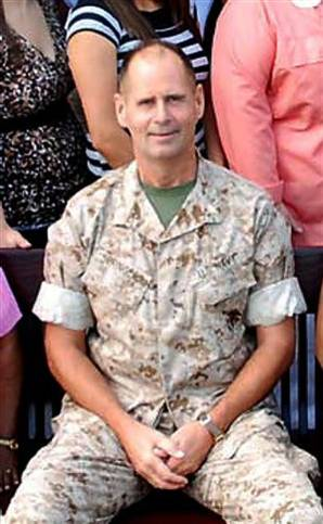 In Memory: Navy Cmdr. Charles Keith Springle | Social Workers Speak