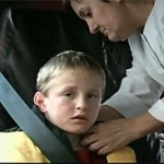 Seven-year-old Artyom Savelyev was returned to Russia alone by adopted mother. Photo courtesy of CBS.