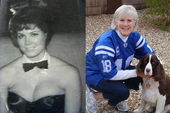 Radio Social Worker Fondly Remembers Playboy Bunny Years
