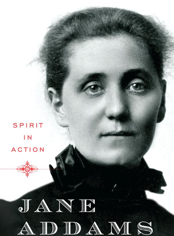 Download this Jane Addams Social Worker picture