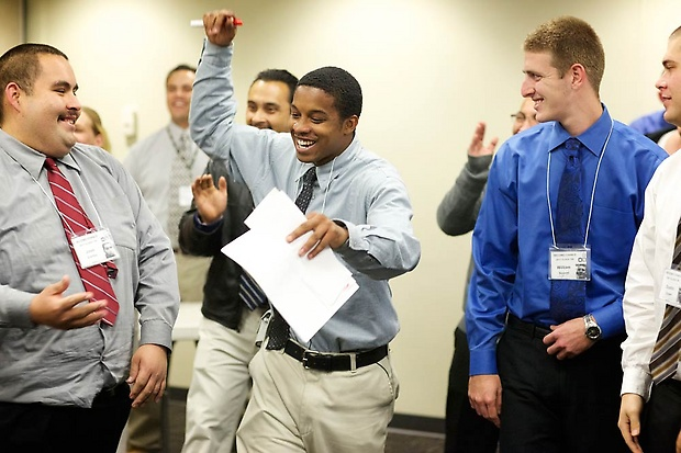 social worker proud to see job training program become