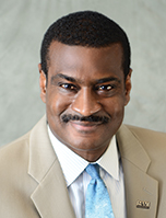 NASW CEO Angelo McClain, PhD, LICSW. Photo courtesy of NASW.