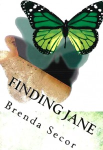 The cover of Finding Jane.