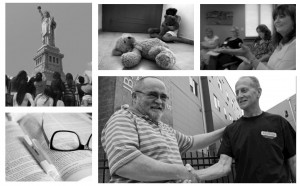 Photos from stories featured in Lifelines: Stories from the Human Safety N.et