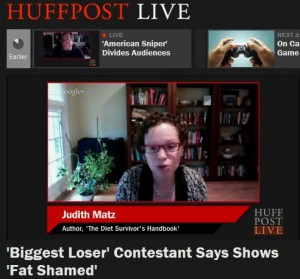 Judith Matz on Huffington Post Live.
