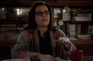 "Rosie O'Donnell as social worker Hendricks on ABC Family's ""The Fosters."""