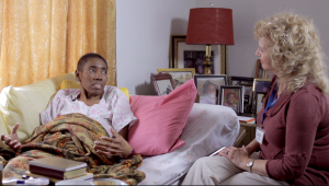 Scene from Caregivers.
