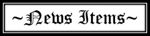 news items logo one